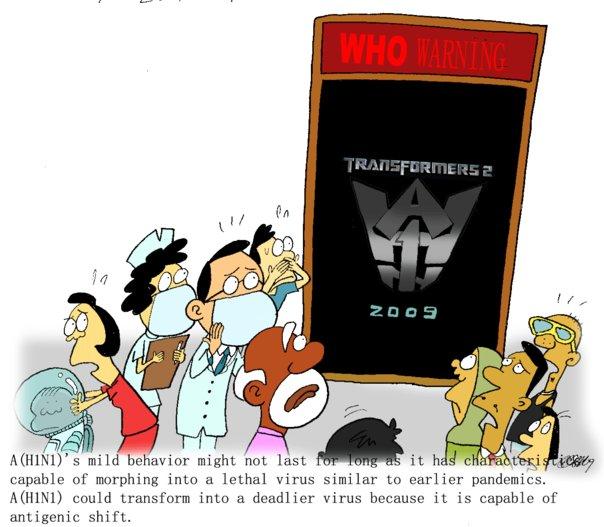 h1n1-transformers