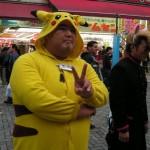 Sumo pikachu