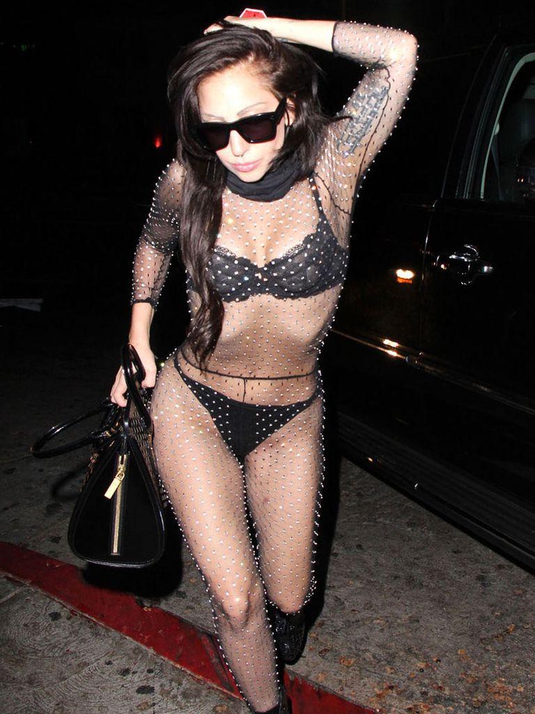 Just Lady Gaga