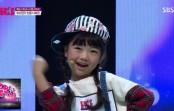little girl who dance K-Pop style so well